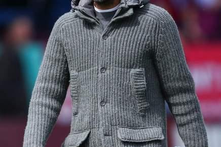 Skifter Guardiola garderobe til den nyesæson?
