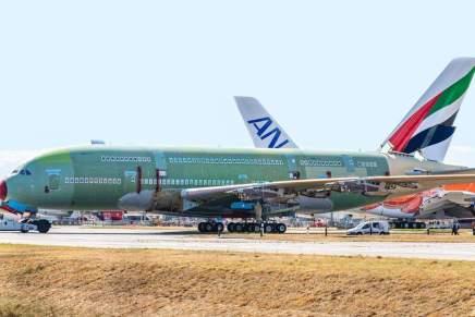 Den sidste A380