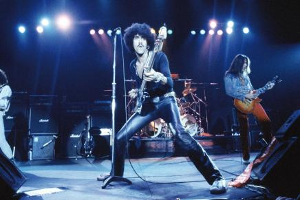 Trailer premiere: 'Phil Lynott – Songs From While I'm Away'