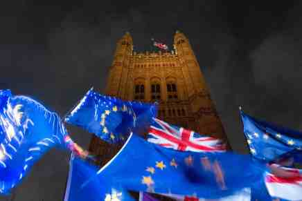 Unge briter stemte massivt imodBrexit