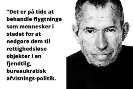 FLYGTNINGE ER OGSÅMENNESKER