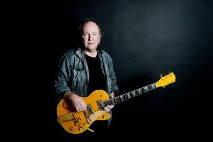 En herlig time i selskab med guitarist og producer NilsHenriksen
