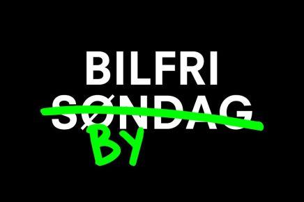 BILERNE UD AFBYEN