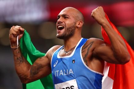 Se OL-finalen i 100 meterher